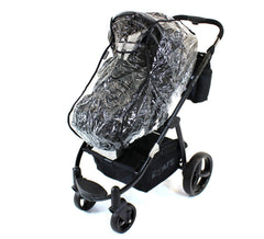 Universal Raincover To Fit Bugaboo Cameleon And Frog Pushchair - Baby Travel UK  - 2