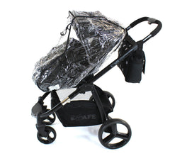 Universal Raincover To Fit Bugaboo Cameleon And Frog Pushchair - Baby Travel UK  - 1