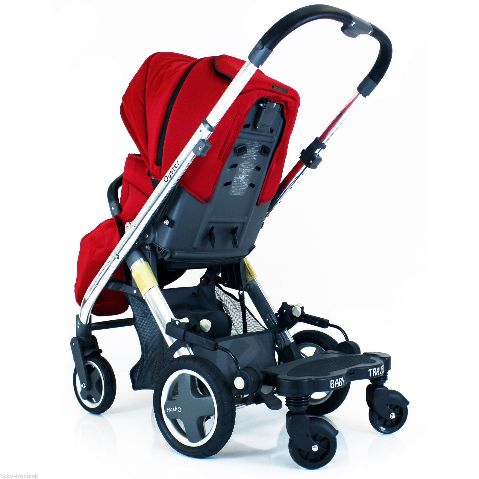 Happy Happy - stroller for rest and travel