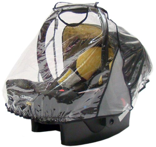 Rain Cover For Hauck Turbo 0+ Car Seat - Baby Travel UK  - 1