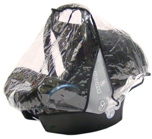 Car Seat Raincover To Fit Quinny Buzz Carseat - Baby Travel UK  - 1