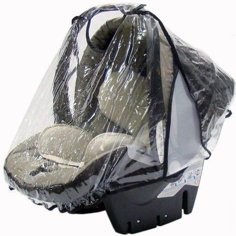 Baby Child Car Seat Raincover Universal Rain Cover 0/12mths Bargain