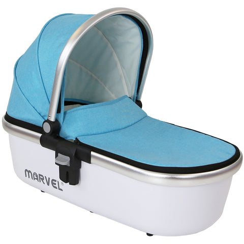 Marvel Carrycot - Surf Blue