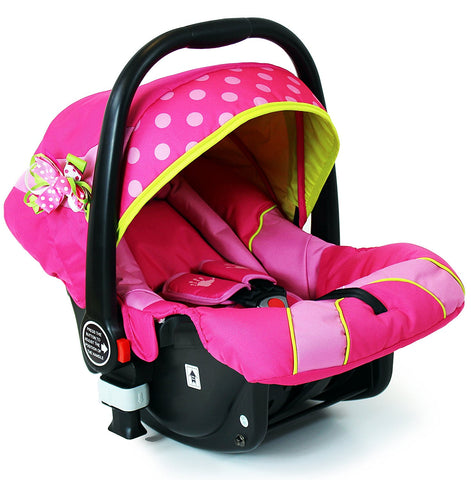 iSafe Infant Carseat Group 0+ - Mea Lux For iSafe Pram System
