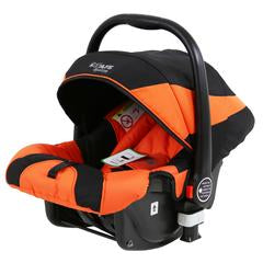 iSafe Infant Carseat Group 0+ - Orange For iSafe Pram System