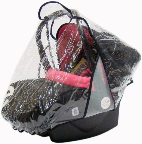 Universal Car Seat Raincover For Red Kite Zebu Carseat Coal Topaz