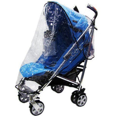 Rain Cover Fits Cosatto Diablo, Hauck Icoo Pluto - Baby Travel UK  - 1