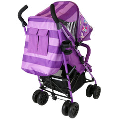 Baby Stroller Optimum Foxy From Birth With Raincover, Liner And Bootcover