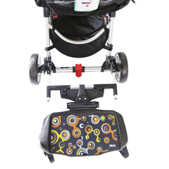 iSafe SegBoard Sit Or Step Pram Board - Bubble - Baby Travel UK  - 2