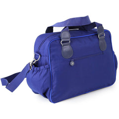 iSafe Changing Bag Luxury Quality - Navy (Navy/Navy) - Baby Travel UK  - 3