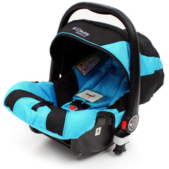 iSafe Infant Carseat Group 0+ - Ocean For iSafe Pram System - Baby Travel UK  - 1