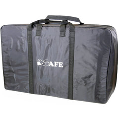 iSafe Large Holiday Single Travel Bag Luggage Heavy Duty Design For Pram System Travel Tote - Baby Travel UK  - 1