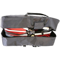 iSafe Single Travel Bag Luggage Heavy Duty Design to fit Britax Affinity - Baby Travel UK  - 1