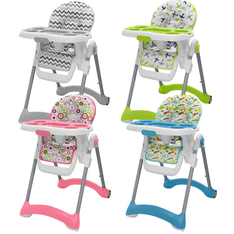 iSafe Mama Plus Baby Highchair Baby Recline & Seat