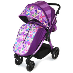 Sail Stroller - Foxy Includes Travel  Bag, Boot Cover, Travel Bag, Rain Cover, Bumper Bar - Baby Travel UK  - 2