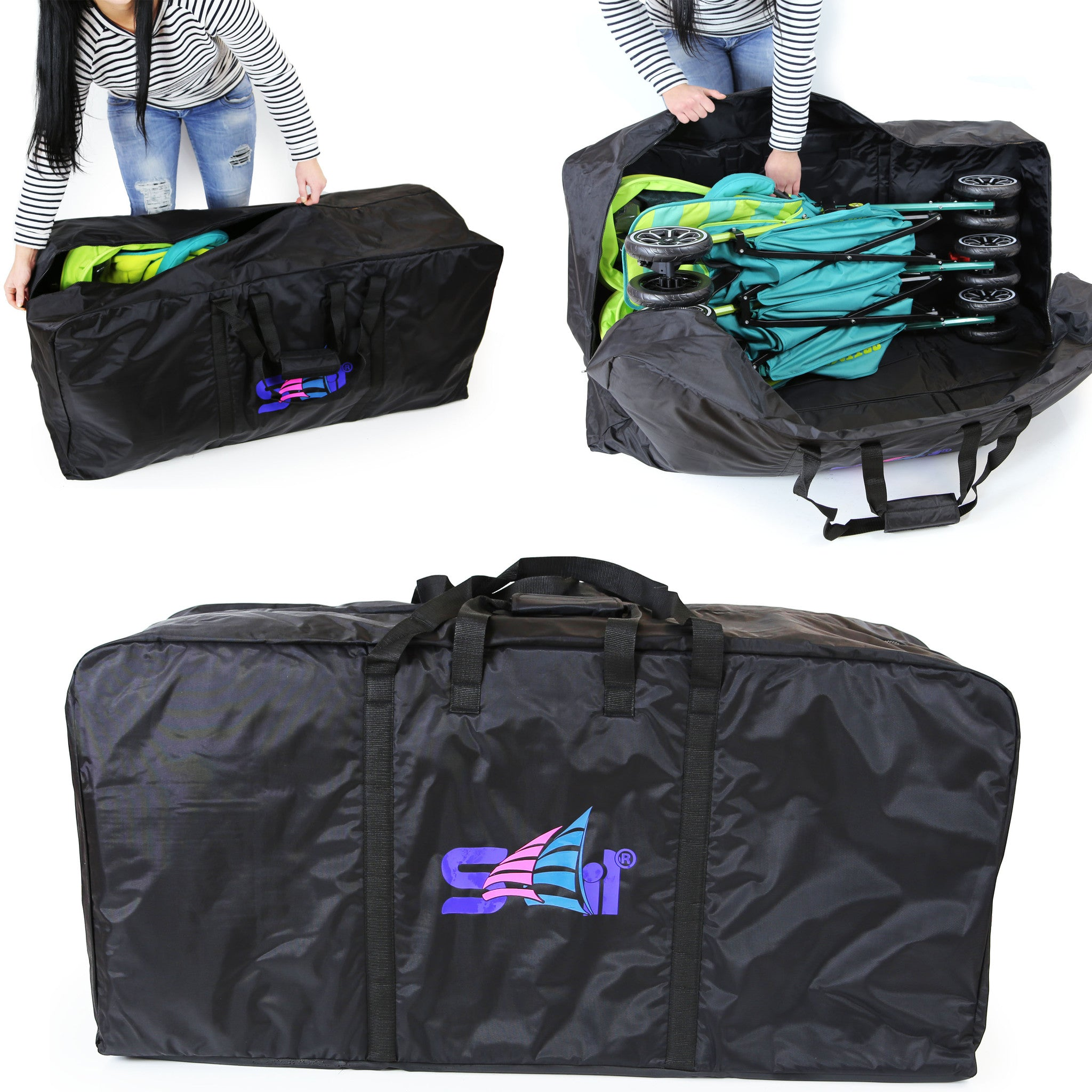 Isafe Travel Bags