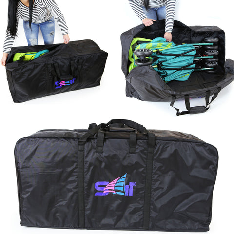 Twin Stroller Luggage Bag (Transport Bag)To fit Cruise Twin Folding Buggy