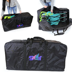 Twin Stroller Luggage Bag (Transport Bag) For Mamas & Papas Kato² Twin Buggy - Baby Travel UK  - 3