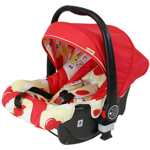 iVogue 0+ Infant Car Seat - Apple (Compatible With iVogue Pram System)