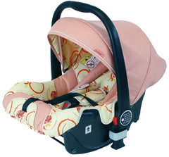 iVogue 0+ Infant Car Seat - Peach (Compatible With iVogue Pram System)