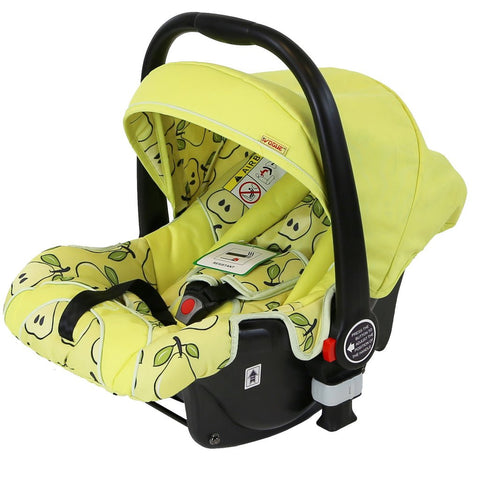 iVogue 0+ Infant Car Seat - Pear (Compatible With iVogue Pram System)