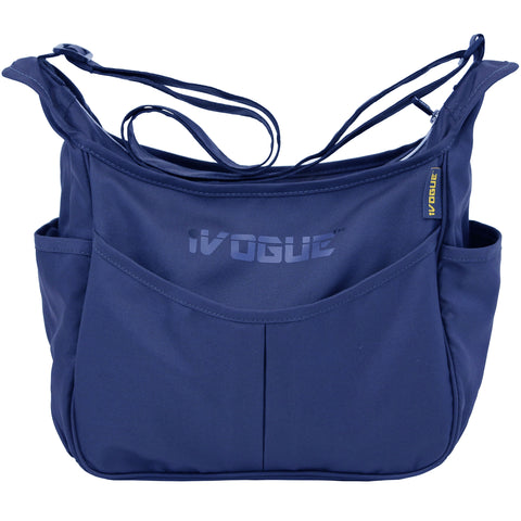 iVogue Designer Changing Bag - Royal Blue