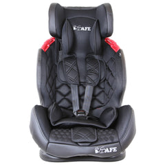 iSafe Isofix Duo Trio Plus Isofix  Top Tether Car Seat Carseat Raven Black - Baby Travel UK  - 4