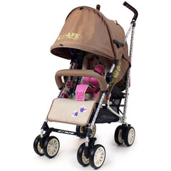 iSafe  - Flowers Stroller Buggy Pushchair - Baby Travel UK  - 3