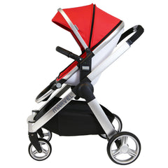 iSafe Marvel 2in1 Pram - Travel System (With Car Seat) - Baby Travel UK  - 16