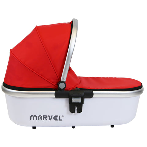Marvel Carrycot - Red Pearl