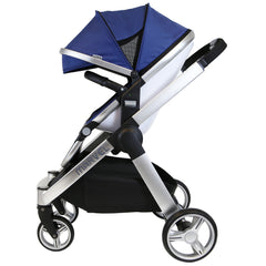 iSafe Marvel 2in1 Pram - Travel System (With Car Seat) - Baby Travel UK  - 14