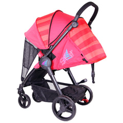 iSafe Sail Baby Stroller - Red - Baby Travel UK  - 5