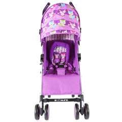 iSafe Stroller - Foxy Design Complete With Footmuff Headhugger, Raincover, Bag - Baby Travel UK  - 7