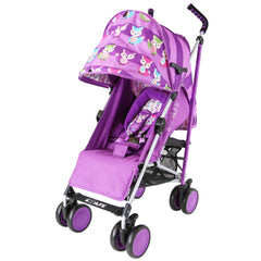 iSafe Stroller - Foxy Design Complete With Footmuff Headhugger, Raincover, Bag - Baby Travel UK  - 9