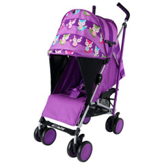 iSafe Stroller - Foxy Design Complete With Footmuff Headhugger, Raincover - Baby Travel UK  - 9