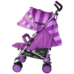 iSafe Stroller - Foxy Design Complete With Footmuff Headhugger, Raincover, Bag - Baby Travel UK  - 8