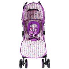 iSafe Stroller - Foxy Design Complete With Footmuff Headhugger, Raincover, Bag - Baby Travel UK  - 4