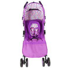 iSafe Stroller - Foxy Design Complete With Footmuff Headhugger, Raincover, Bag - Baby Travel UK  - 5