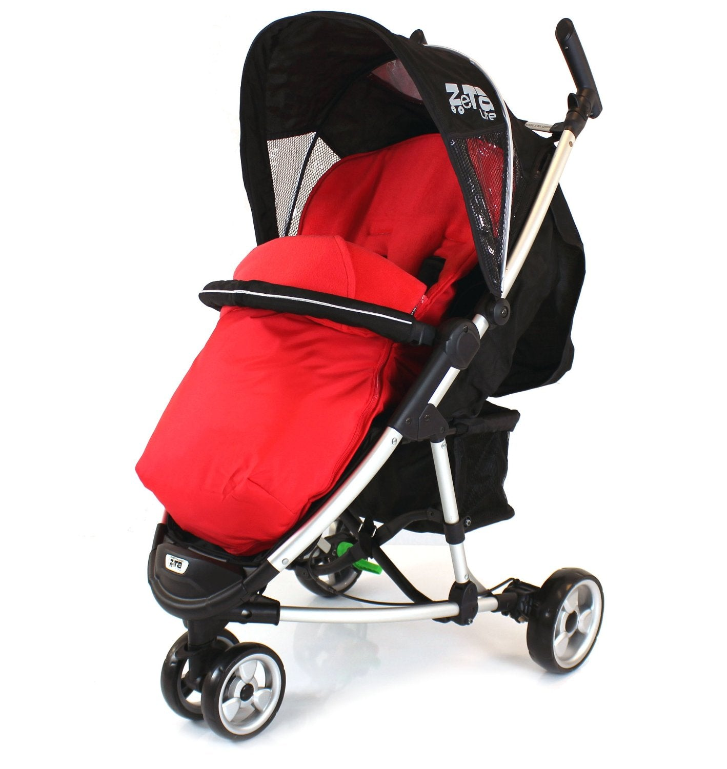 Buddy Jet Footmuff For Hauck Viper Trio Set Pooh Tidy Time