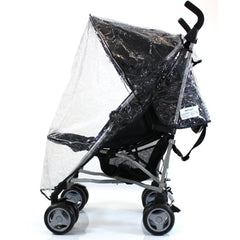 Rain Cover To Fit Mamas And Papas Voyage Stroller - Baby Travel UK  - 3