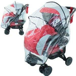 New Sale Rain Cover To Fit Chicco Simplicity Stroller - Baby Travel UK  - 1