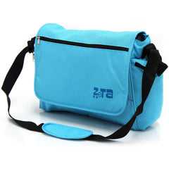Baby Travel Zeta Changing Bag Plain OCEAN Complete With Changing Matt - Baby Travel UK  - 2