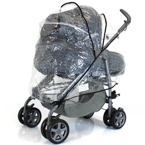 Raincover For Mamas & Papas Pliko - Baby Travel UK  - 1