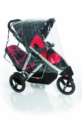 Rain Cover For Hauck Freerider Tandem Stroller - Baby Travel UK