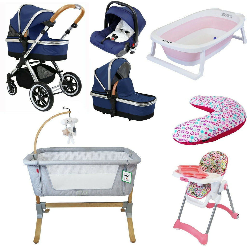 7 Piece Baby Bundle