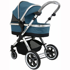 luxury 3 in 1 pram