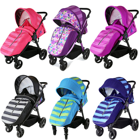 iSafe Sail Baby Stroller - Various Colors