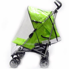 Raincover Throw Over For Cosatto Swift Lite Stroller Buggy Rain Cover - Baby Travel UK  - 2