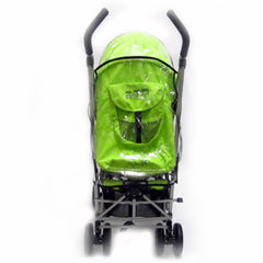 Raincover Throw Over For Cosatto Swift Lite Stroller Buggy Rain Cover - Baby Travel UK  - 3