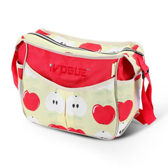 iVogue Designer Changing Bag - Apple (Complete With Changing Mat)